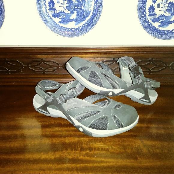 57964fe9ff31 Merrell Azura Wrap Athletic Shoe